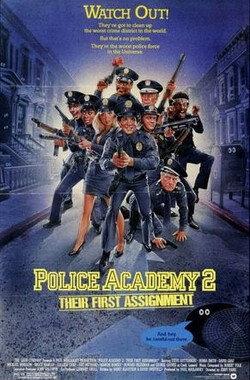 警察学校2:初露锋芒 Police Academy 2: Their First Assignment (1985)