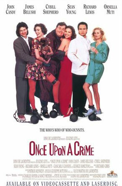 弄巧成拙 Once Upon a Crime... (1992)