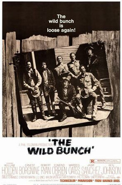 日落黄沙 The Wild Bunch (1969)