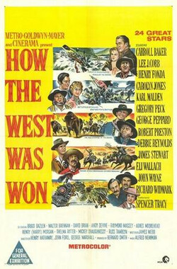 西部开拓史 How the West Was Won (1962)
