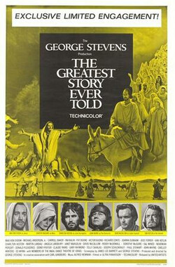 万世流芳 The Greatest Story Ever Told (1965)