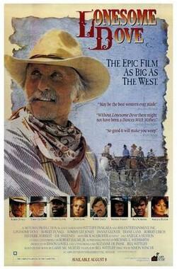 寂寞之鸽 Lonesome Dove (1989)