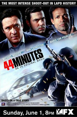 紧急44分钟 44 Minutes: The North Hollywood Shoot-Out (2003)