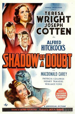 辣手摧花 Shadow of a Doubt (1943)