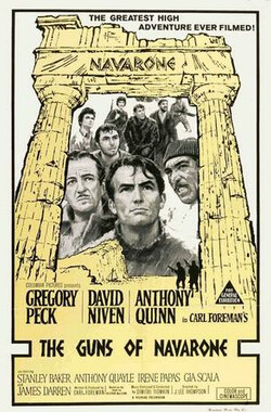 纳瓦隆大炮 The Guns of Navarone (1961)