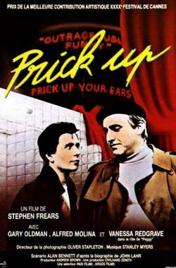 激情床伴 Prick Up Your Ears (1987)