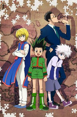 全职猎人重制版 Hunter x Hunter Re-New (2011)