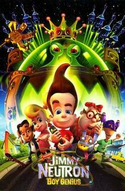 天才小子吉米 Jimmy Neutron: Boy Genius (2001)
