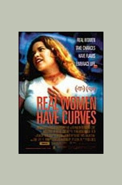 挫折的女人 Real Women Have Curves (2002)