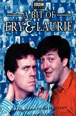 一点双人秀 第二季 A bit of Fry and Laurie Season 2 (1990)