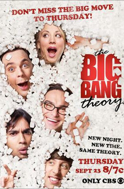生活大爆炸 第四季 The Big Bang Theory Season 4 (2010)