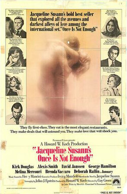 深情 Jacqueline Susann's Once Is Not Enough (1975)