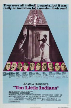 十个印第安男孩 Ten Little Indians (1974)