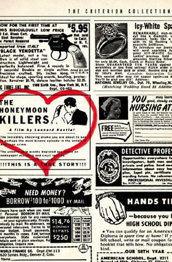 蜜月杀手 The Honeymoon Killers (1969)