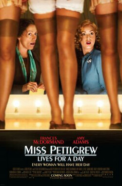明星助理 Miss Pettigrew Lives for a Day (2008)