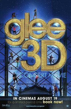 欢乐合唱团:3D演唱会 Glee: The 3D Concert Movie (2011)