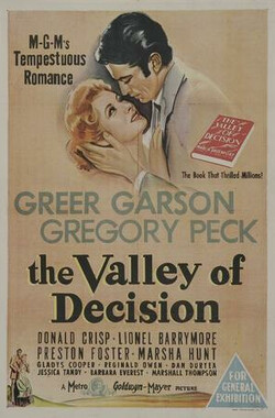 空谷芳草 The Valley of Decision (1945)