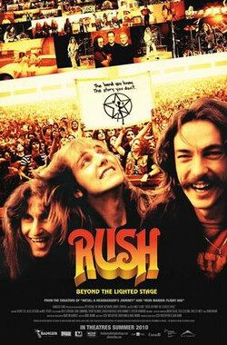 聚光灯后 Rush: Beyond the Lighted Stage (2010)