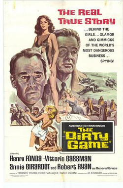 肮脏游戏 The Dirty Game (1965)