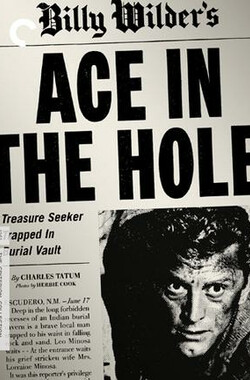 倒扣的王牌 Ace in the Hole (1951)