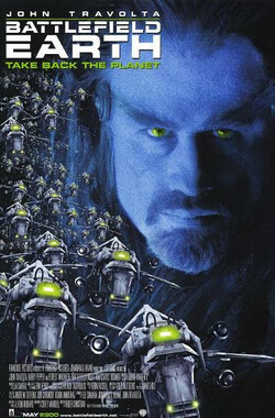 地球战场 Battlefield Earth: A Saga of the Year 3000 (2000)