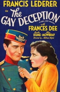 欢快的诡计 The Gay Deception (1935)