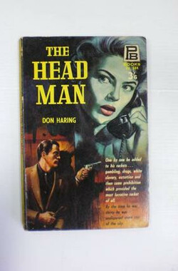 The Head Man (1928)
