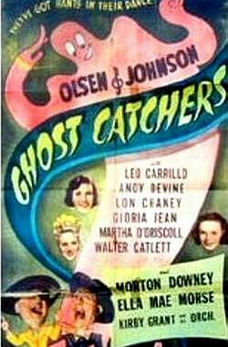 捉鬼谐星 Ghost Catchers (1944)