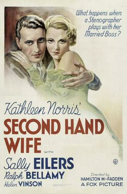 Second Hand Wife (1933)