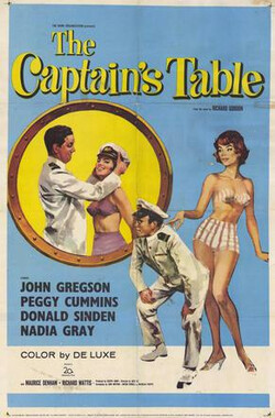 碧海春色 The Captain's Table (1959)