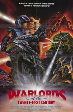 机动堡垒 Warlords of the 21st Century (1982)