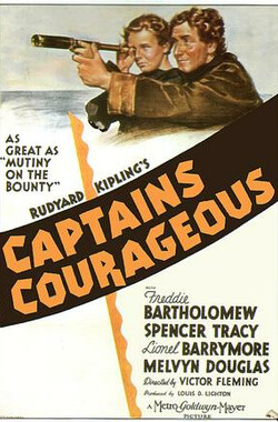 怒海余生 Captains Courageous (1937)
