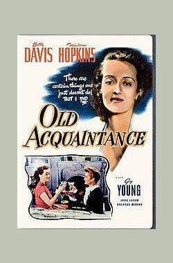 老相识 Old Acquaintance (1943)