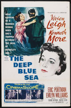 孽海情潮 The Deep Blue Sea (1955)