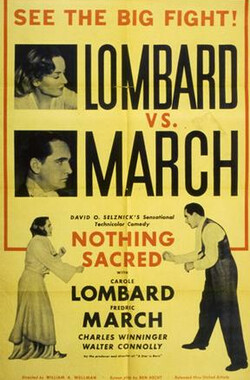毫不神圣 Nothing Sacred (1937)