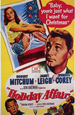 圣诞之恋 Holiday Affair (1949)