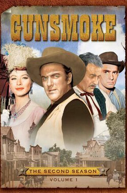 荒野镖客 第二十季 Gunsmoke Season 20 (1974)