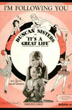It's a Great Life (1929)