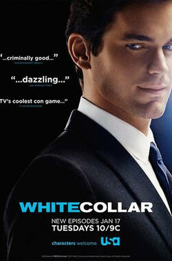 妙警贼探 第三季 White Collar Season 3 (2011)