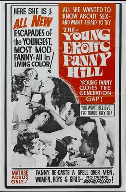 The Young and Erotic Fanny Hill