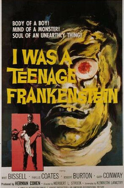 幼版科学怪人 I Was a Teenage Frankenstein (1957)