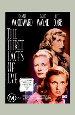 三面夏娃 The Three Faces of Eve (1957)