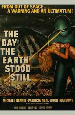 地球停转之日 The Day the Earth Stood Still (1951)