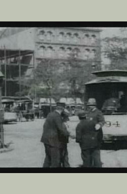 纽约联合广场的百老汇 New York, Broadway et Union Square (1896)