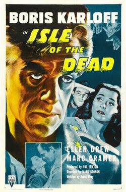 死岛 Isle of the Dead (1945)