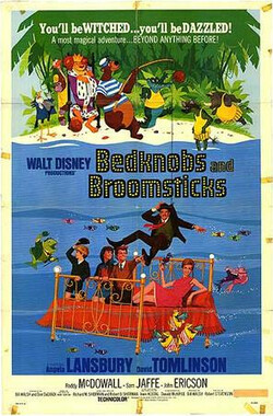 飞天万能床 Bedknobs and Broomsticks (1973)