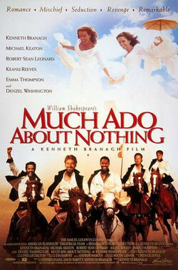 无事生非 Much Ado About Nothing (1993)