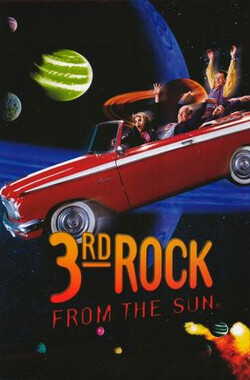 歪星撞地球 第一季 3rd Rock from the Sun Season 1 (1996)