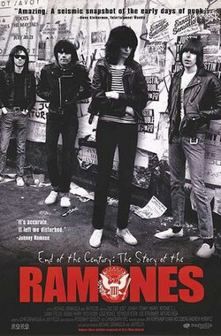 End of the Century: The Story of the Ramones (USA) (2003)