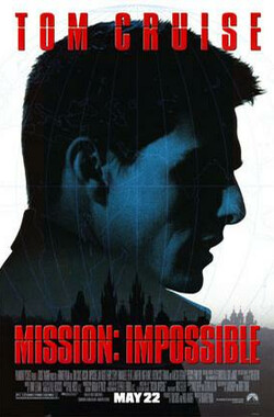 碟中谍 Mission: Impossible (1996)